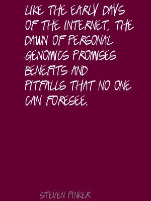 Pitfalls quote #1