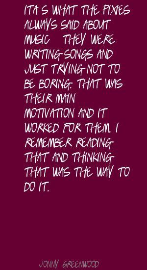 Pixies quote #1