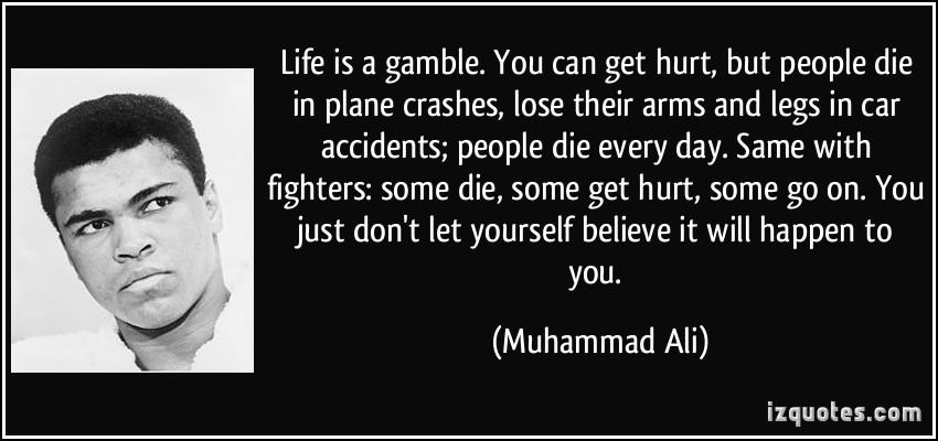 Plane Crash quote #2