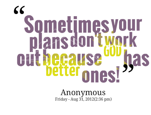 Plans quote #3