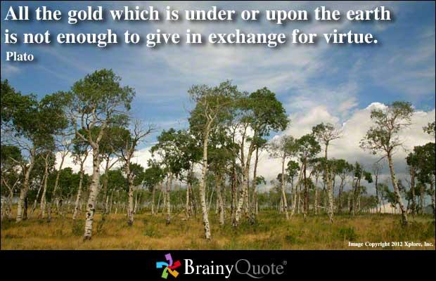Platonic quote #2