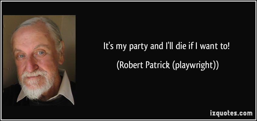 Playwrights quote #2