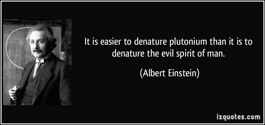 Plutonium quote #2