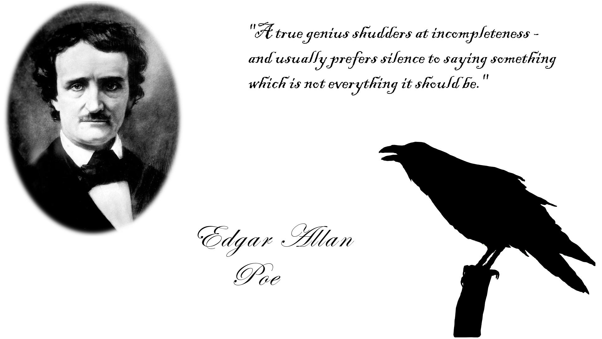 Poe quote #1