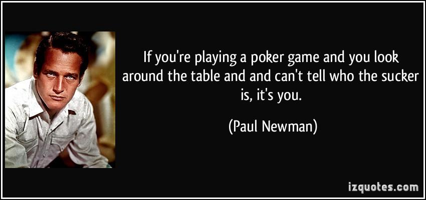 Poker quote #6