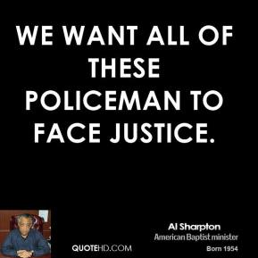 Policeman quote #3