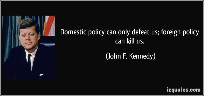 Policy quote #1