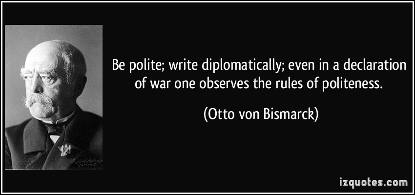 Polite quote #8