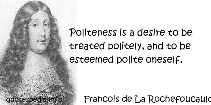 Politeness quote #5