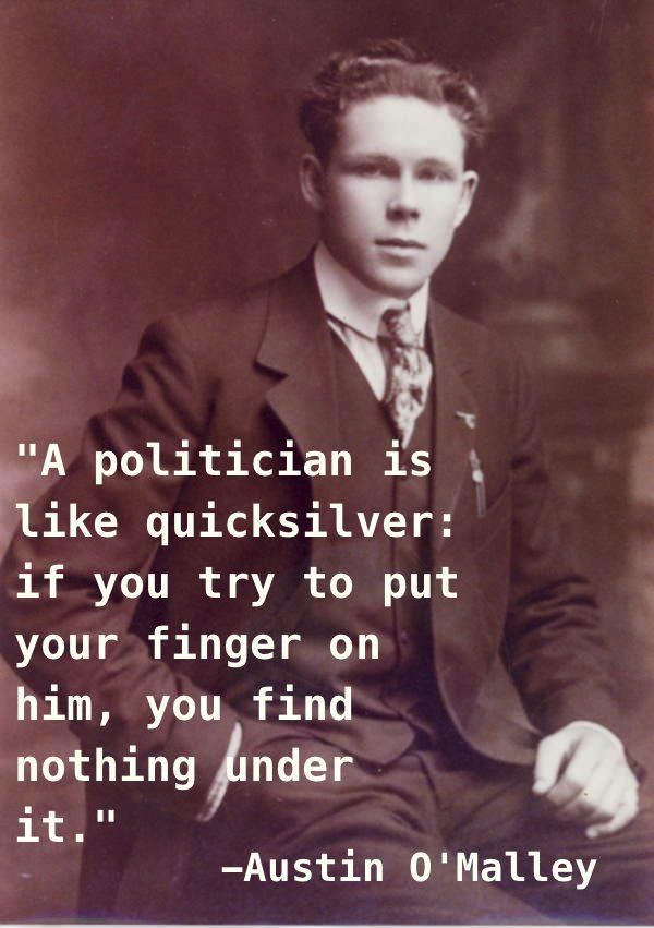 Politics quote #3