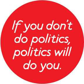 Politics quote #6