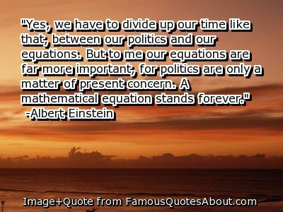 Politics quote #8