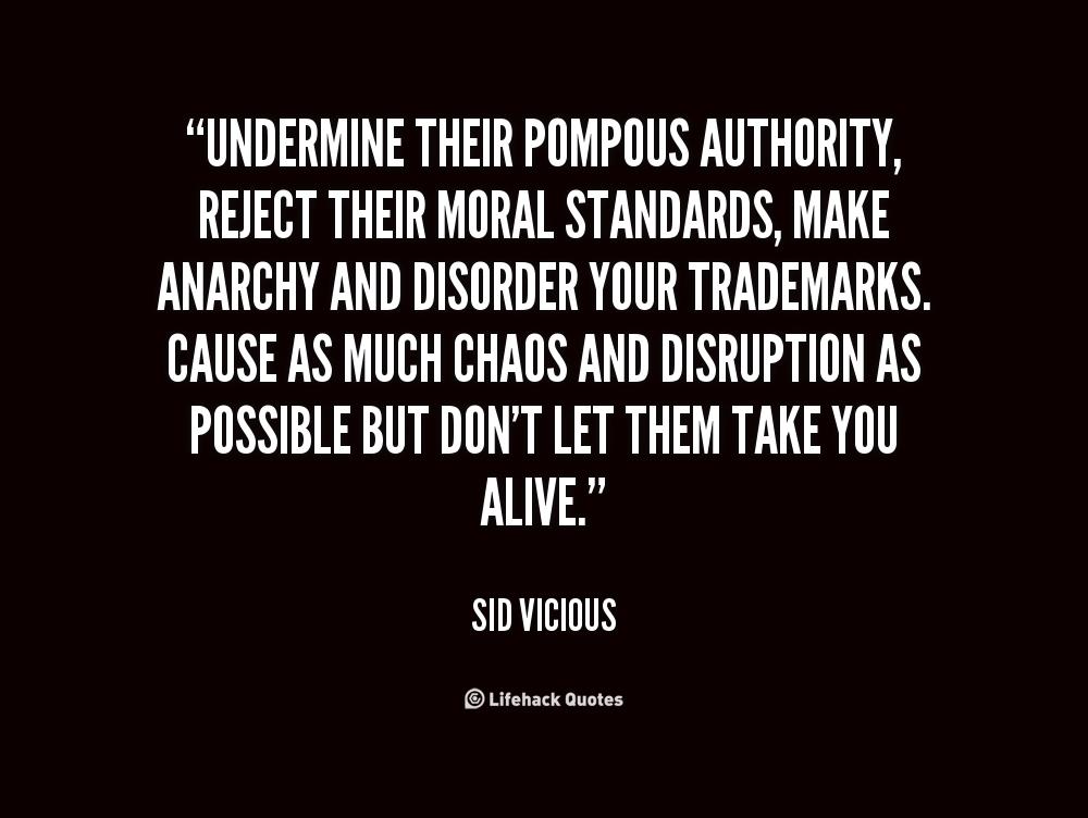 Pompous quote #2