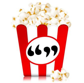 Popcorn quote #1