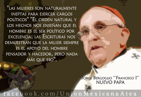 Pope Francis I's quote #6