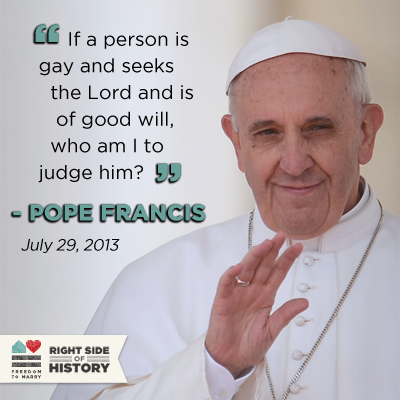 Pope Francis's quote #3