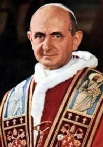 Pope Paul VI's quote #1
