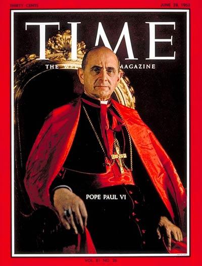 Pope Paul VI's quote #4