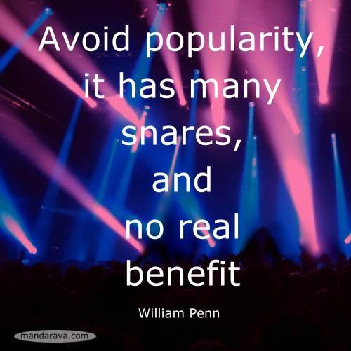 Popularity quote #6