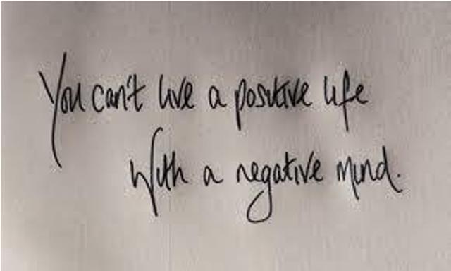 Positive Attitude quote #1