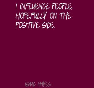 Positive Influence quote #2