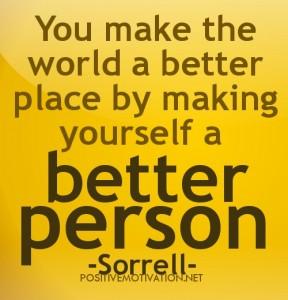 Positive Person quote #1