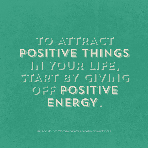 Positive Things quote #1