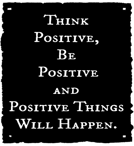 Positive Things quote #2