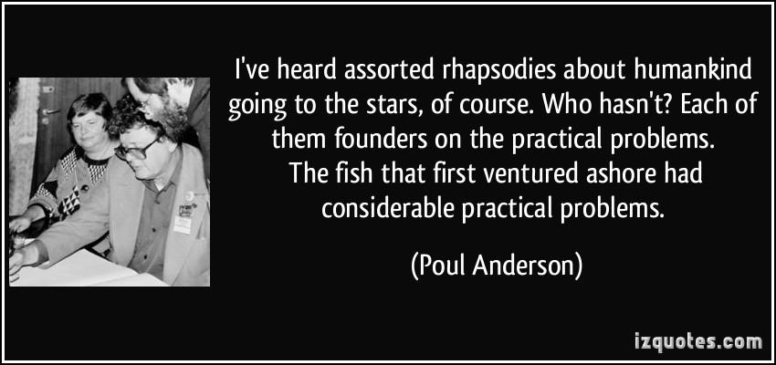 Poul Anderson's quote #2