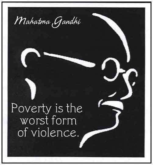 Poverty quote #7