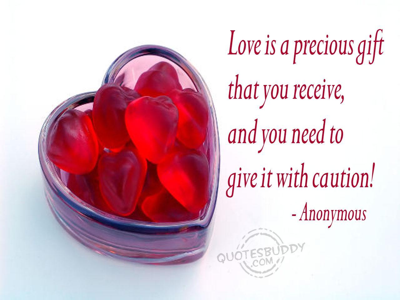 Precious quote #7