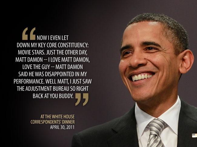 President quote #3