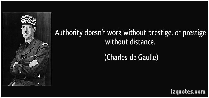 Prestige quote #1