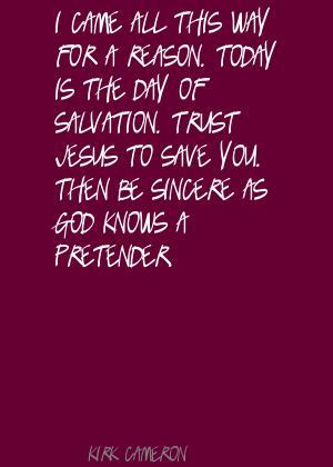 Pretender quote #2