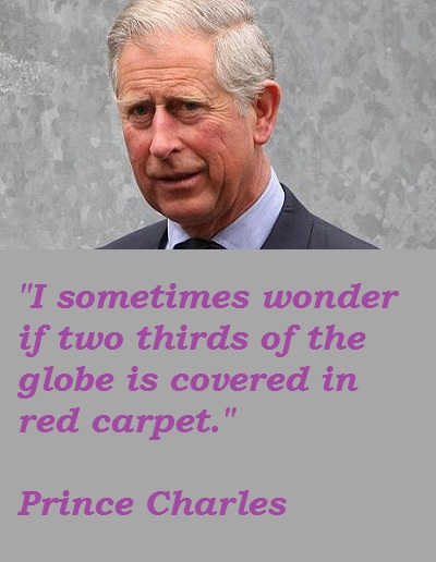 Prince Charles quote #2