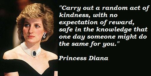 Princess Diana quote #2