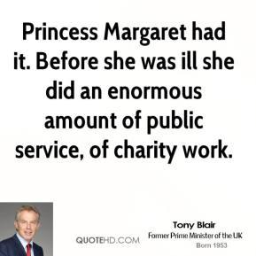 Princess Margaret's quote #1