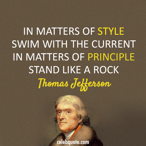 Principle quote #5