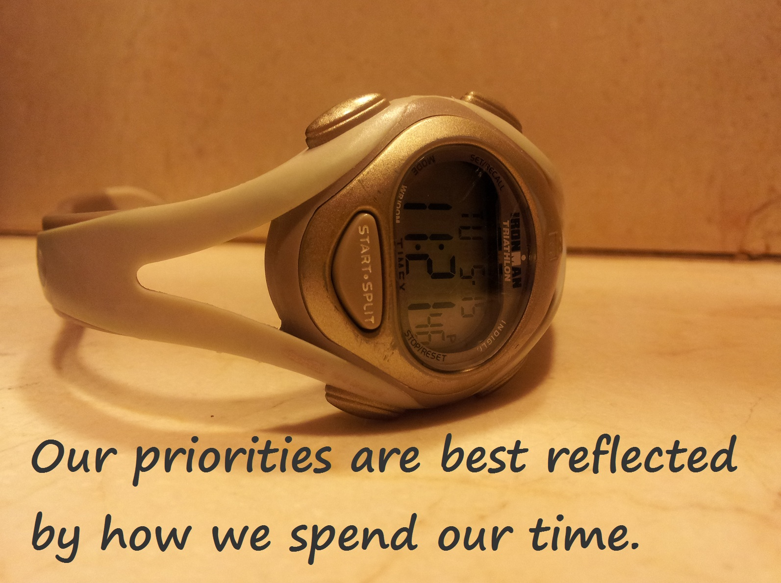 Priorities quote #1