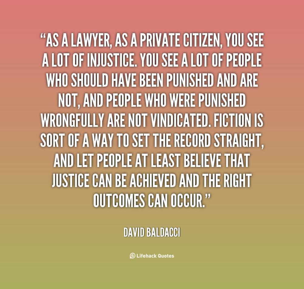 Private Citizen quote #1