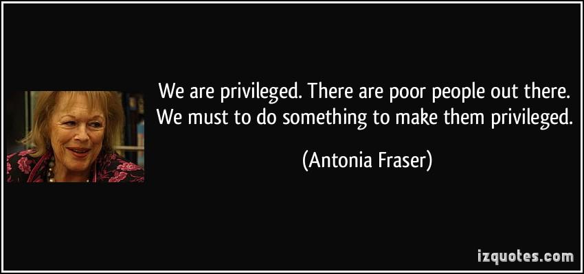 Privileged quote #4