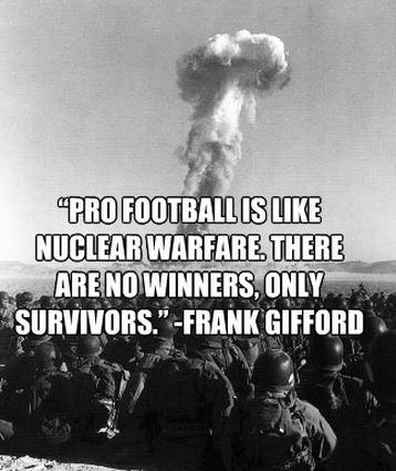 Pro Football quote
