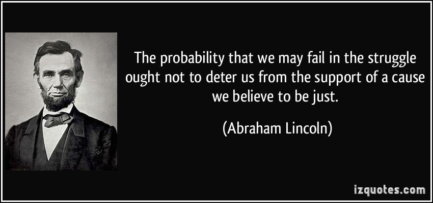 Probability quote #2