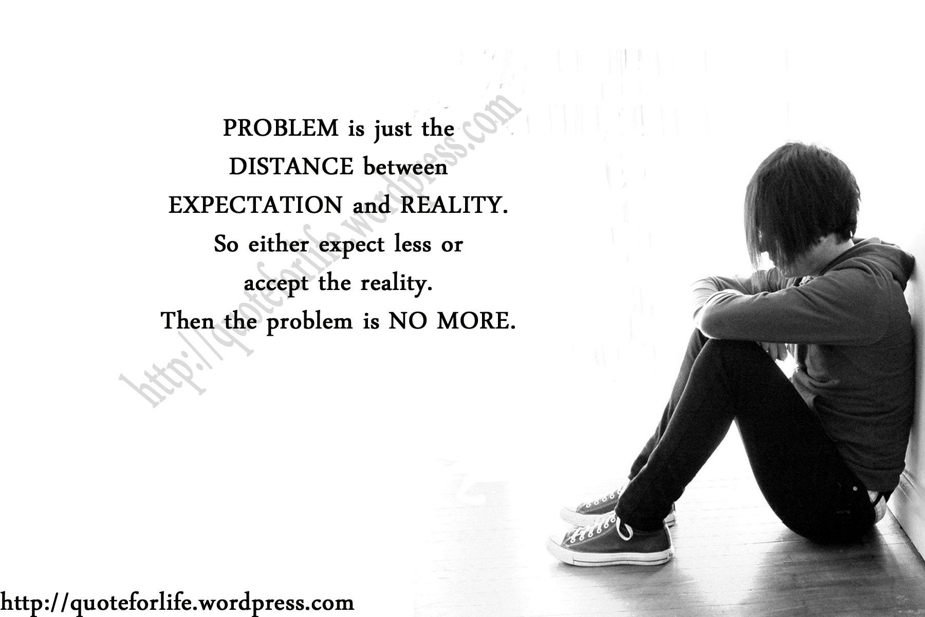 Problem quote #6