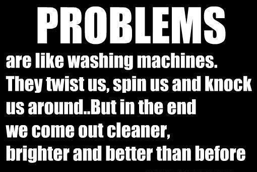 Problems quote #1