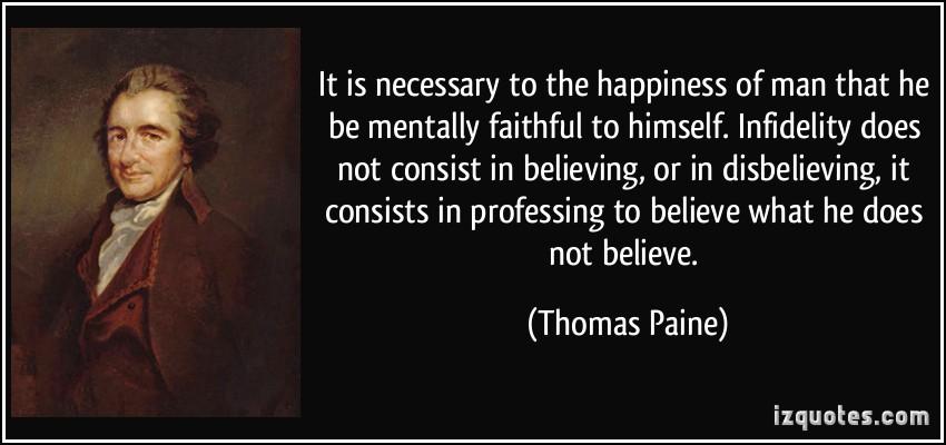 Professing quote #1