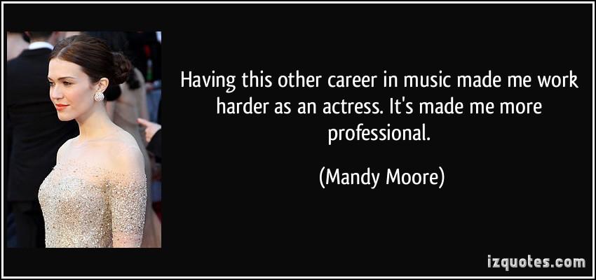Professional Career quote #1