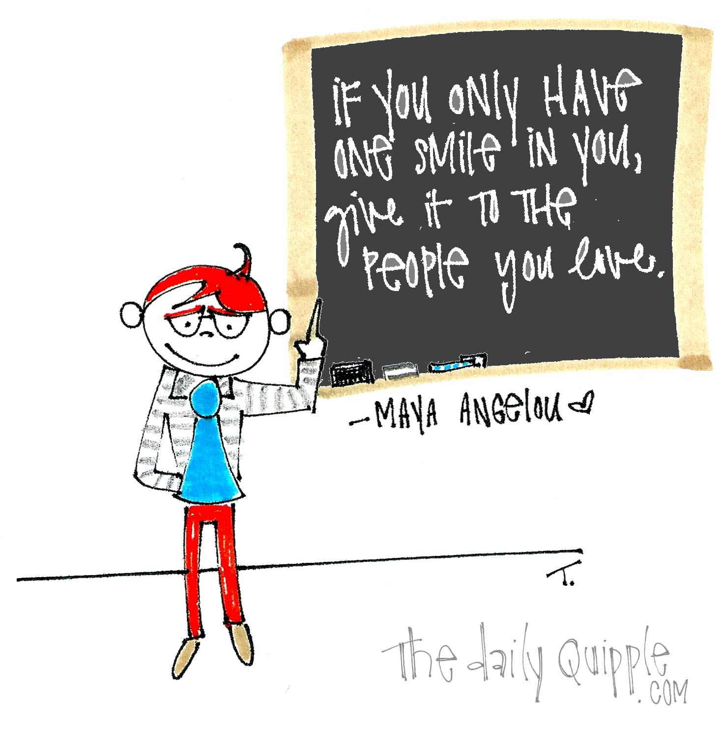 Professor quote #4