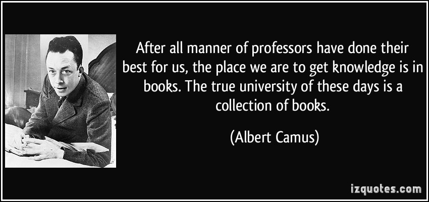 Professors quote