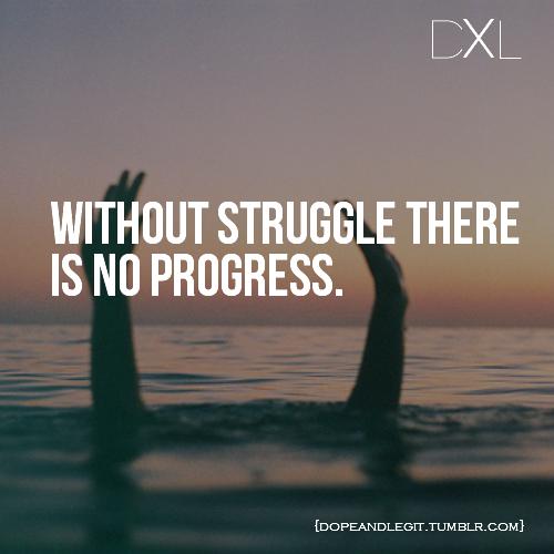 Progress quote #3